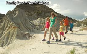 Nd Map With Cities Attractions Official North Dakota Travel U0026 Tourism Guide