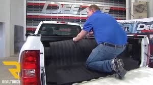 Protecta Bed Mat How To Install Dee Zee Truck Bed Mat And Tailgate Mat Youtube