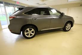 lexus used suv 2014 2014 lexus rx 350 awd loaded with options like new navigation hid