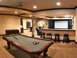 Basement Ideas by Home Theater Basement Ideas Double Side Grey Sofa Modern Big
