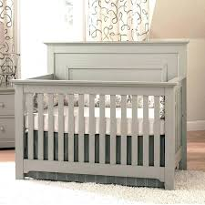 Convertible Crib Brands Wood Baby Crib Rectangle Brown Convertible Cozy Bedroom