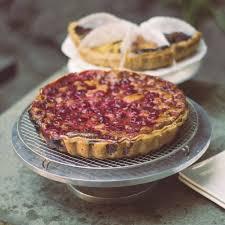 cherry clafoutis dessert surveillance