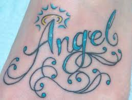 designs tattoo galleries angel design
