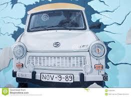 trabant de auto van trabant redactionele stock afbeelding afbeelding
