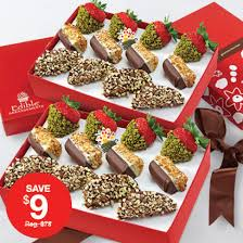 nut baskets edible arrangements fruit baskets nut lover s dipped fruit trio