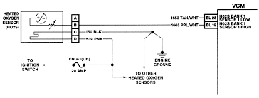 o2 sensor wiring diagram o2 wiring diagrams instruction