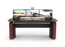 Console Gaming Desk Sit Stand Consoles Pro Gaming Desk Emax Room Workstations