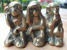 3 brass monkeys ebay