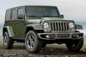 jeep sahara green 2016 jeep wrangler pricing for sale edmunds