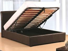 Ottoman Beds Reviews Storage Ottoman Bed Buy Side Lift Opening Small Storage