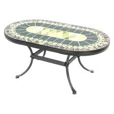 Mosaic Accent Table Outdoor Accent Tables Housetohome Co