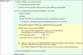 adwords bid guide to cpa bidding with conversion optimizer in adwords