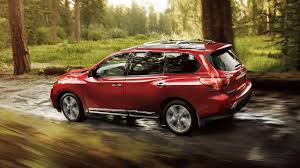 red nissan 2017 2018 nissan pathfinder suv features nissan usa