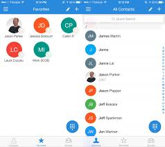 contacts app for android four apps better than your phone s built in address book cnet