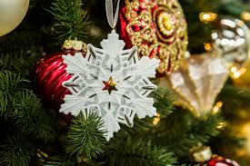 2017 snowflake ornament countdown to keepsake ornament