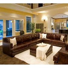 living room spectra matterhorn leather power motion sofa costco