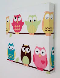 Wall Decor For Kids Room by Best 25 Canvas Wall Decor Ideas On Pinterest Painting Canvas