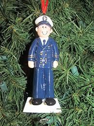 u s navy officer ornament home kitchen