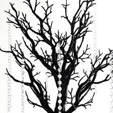 manzanita tree balsacircle 30 manzanita tree with garlands for