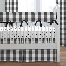 Black And White Crib Bedding Sets Black And White Crib Bedding Set Lostcoastshuttle Bedding Set