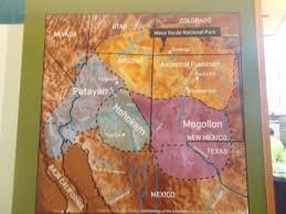 Mesa Verde Map Mesa Verde That Never Happened Acrobatic Thoughts