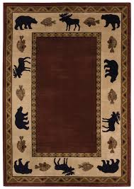 lodge style rugs roselawnlutheran