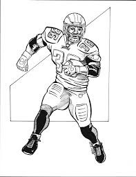 eagles football coloring pages osclues com