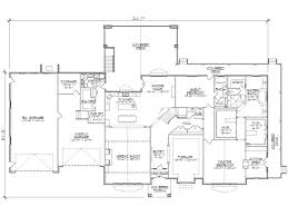 Large Luxury Home Plans by Apartments Scenic Brick Attached Garage Addition House Plans