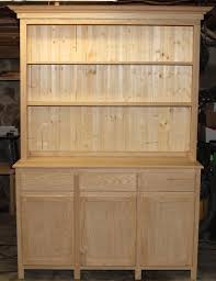 build your own kitchen cabinets free plans kitchen fascinating kitchen hutch plans hutches free cabinet