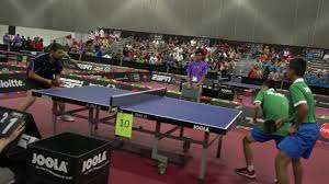 table tennis los angeles special olympic world games los angeles 2015 table tennis youtube