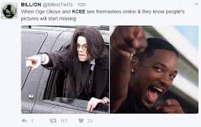 Funny Twitter Memes - nigerians react to kcee s dollar theft post with hilarious memes