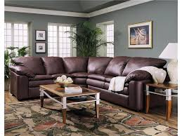 Reclining Sectional Sofa Legacy Dual Reclining Left Arm Loveseat And Right Arm Sleeper