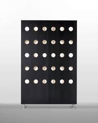 contemporary sideboard beech methacrylate moony by toyo ito