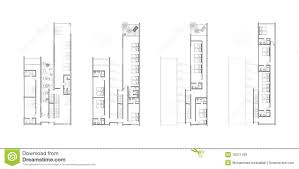 Design Floor Plan Free Floor Plans Of An Architectural Design Royalty Free Stock Photo