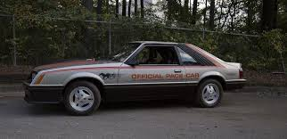 1979 ford mustang pace car clean seats 1979 ford mustang pace car