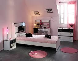 chambre fille blanche photo chambre coucher deco tendance fille ado moderne mobilier
