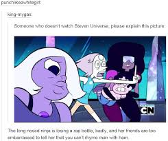Pearl Meme - pearl would be the last gem you d expect to win a rap battle