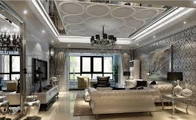 European Interior Design Living Room Interior Design Post Modern Style Ceiling Designs For