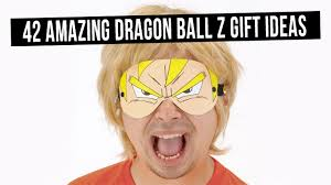42 cool dragon ball gifts dbz fan love goku u0027s house