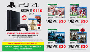 where to buy a ps4 on black friday eb games canada black friday 2015 ad 369 ps4 bundle watch dogs