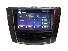 lexus is 250 display lexus is250 black 2008 2011 gps systems in dash gps systems