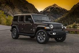 slammed jeep wrangler new jeep wrangler the go anywhere suv reborn for 2018 arrives in