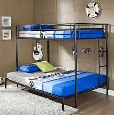 Bunk Beds For Cheap With Mattress Included Bedding Metal Bunk Beds Twin Over Full Powder Coated Red Dcg