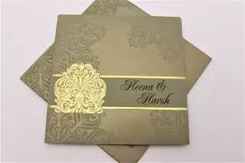 Indian Wedding Cards In India What Is A Unique Wedding Invitation Design Online In India Quora