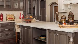 Crosley Steel Kitchen Cabinets by Distressed Wood Kitchen Cabinets Rectangular White Shine