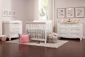 White Mini Cribs Davinci Kalani Mini Crib White N Cribs
