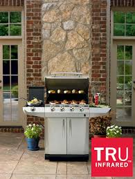 Char Broil Patio Bistro 180 by Char Broil 4 Burner Infrared Gas Grill