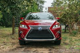 lexus rx 200 test driving the all new 2016 lexus rx lexus enthusiast