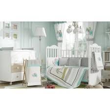 Green Elephant Crib Bedding Elephant Crib Bedding Collection Set