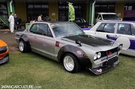 glitter car cannonball a secret japanese car festival japancarculture com